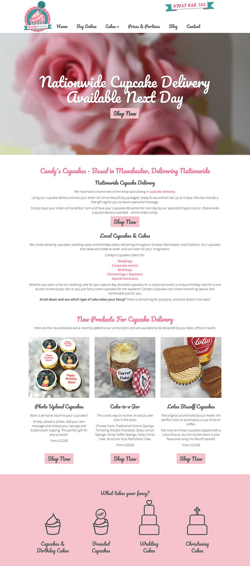 Looking for cupcake website design inspiration for your bakery or cake website? Check out our list of 10 beautiful cupcake website to inspire you!