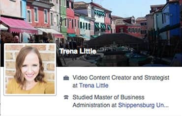 List your business in your Facebook profile