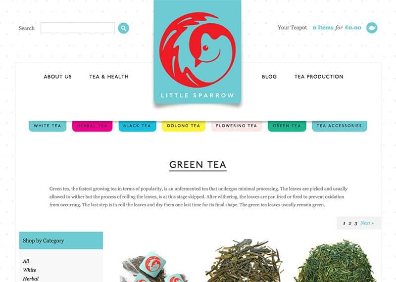 little-sparrow-website