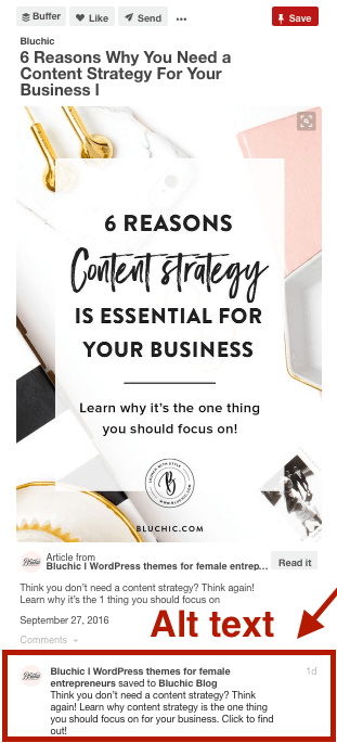 Read to learn how to best optimize your images and graphics for Pinterest to bring you more customers, clients, and revenue.