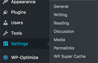 wp-settings