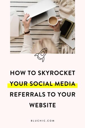 Who doesn't want to skyrocket social media referrals to their website? Check out this case studies post!