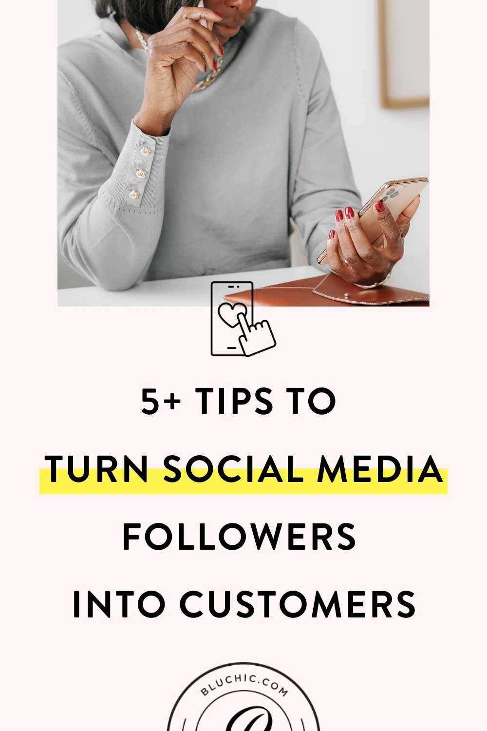 How to Convert Followers to Customers | As a business owner, how do you convert social media followers into customers? Here are 5 ways you can do just that.
