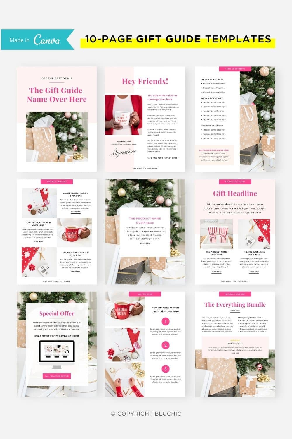 bluchic-canva-templates-gift -guide